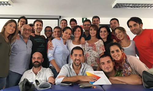 corso di osteopatia part-time Palermo AISeRCO IAOM